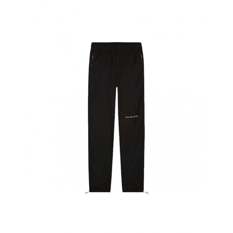 Filling Pieces Nylon Cord Pants Black