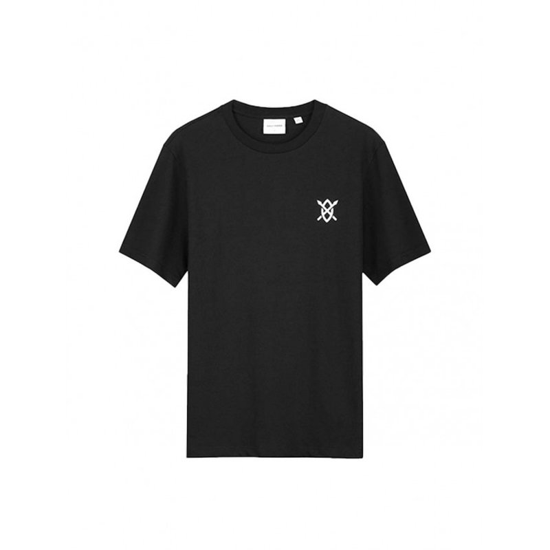 Daily Paper Amsterdam Store Tee Black
