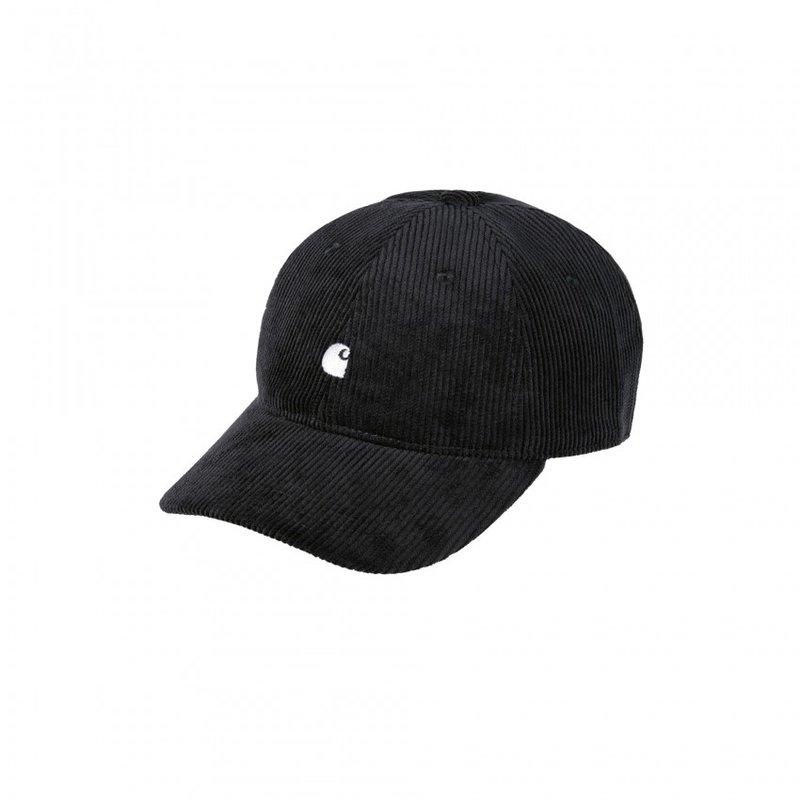 Carhartt WIP Harlem Cap Black Wax