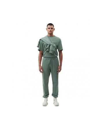 Filling Pieces Core Sweat Pants Green Milieu