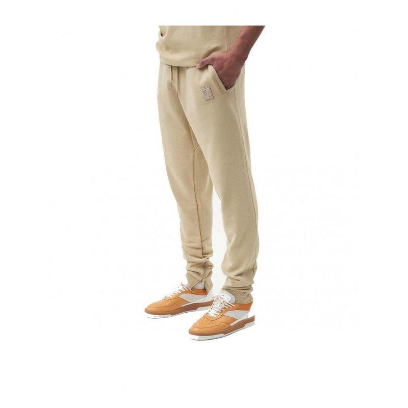 Filling Pieces Lux Sweat Pants Pale Khaki