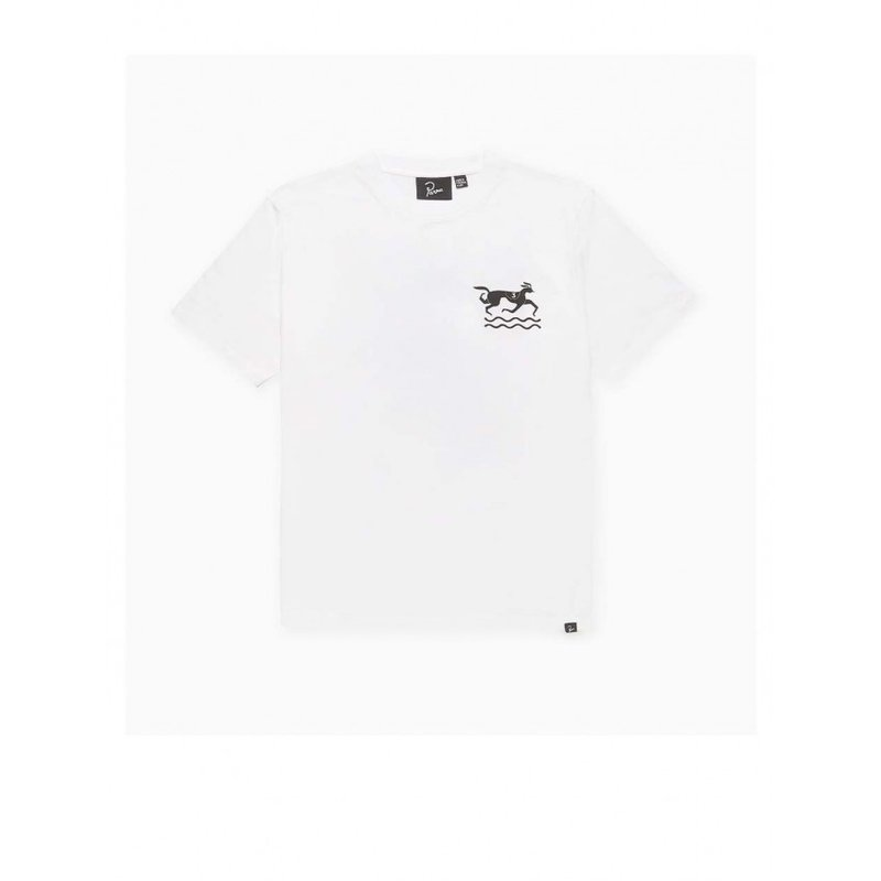 By Parra Soccer Mom T-Shirt White