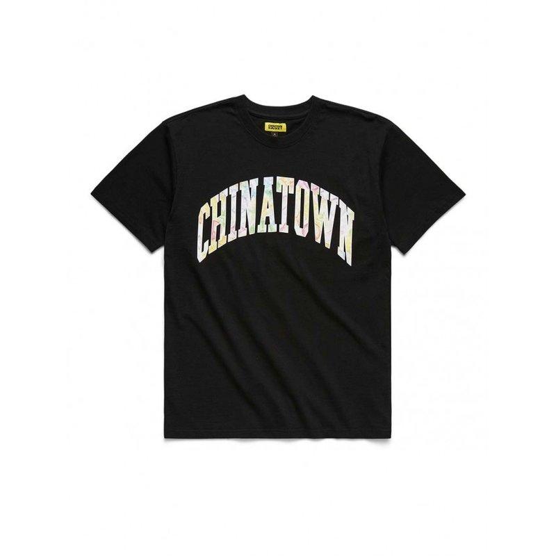 Chinatown Market Watercolor Arc T-Shirt Black