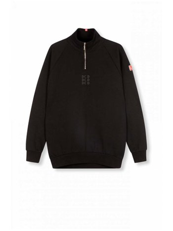 The New Originals Testudo Sweater 2.0  Black