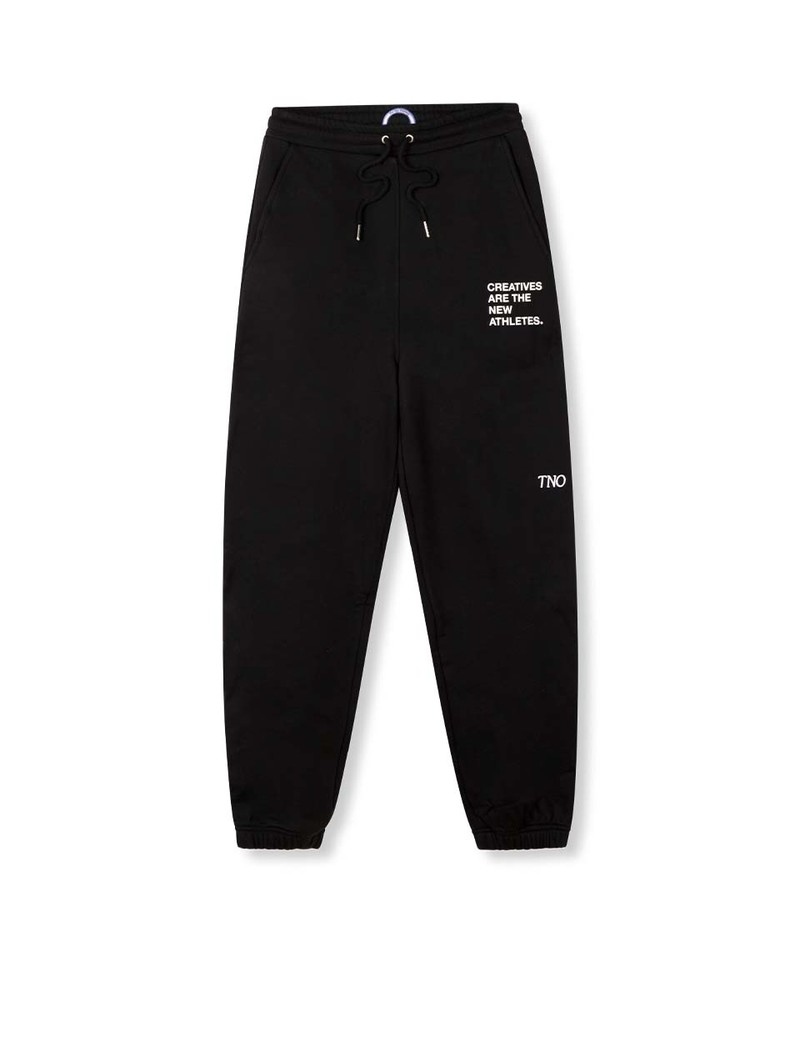 The New Originals Creatives Are The New Athletes Jogger Pants Black