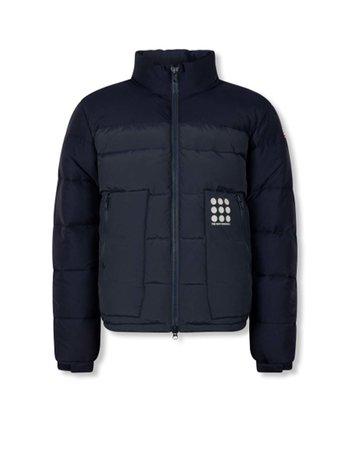 The New Originals Cloud Nine Dots Down Jacket Ultra Blue