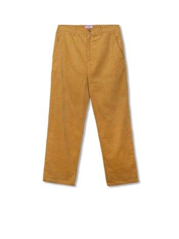 The New Originals Corduroy Pants Mustard