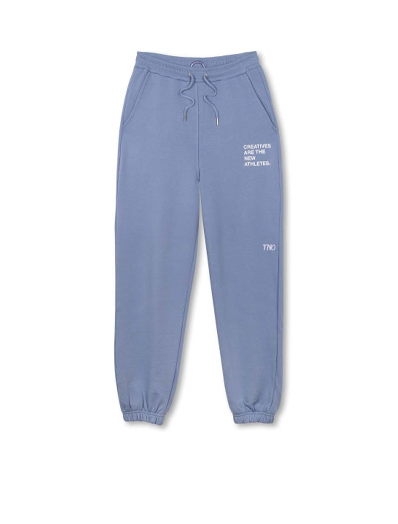 The New Originals Creatives Are The New Athletes Jogger Pants Ice Blue