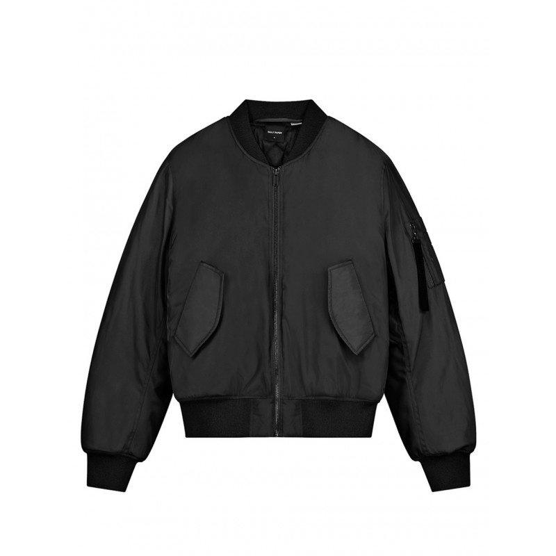 Daily Paper Ebomb Jacket Black