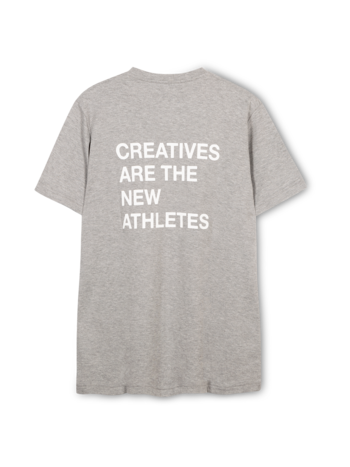 The New Originals Creatives Are The New Athletes Tee Grey