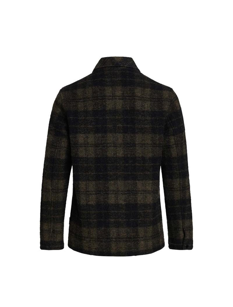 Peak Performance M Wool Shirt-104 Check