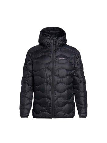 Peak Performance M Helium Hood Jacket Black