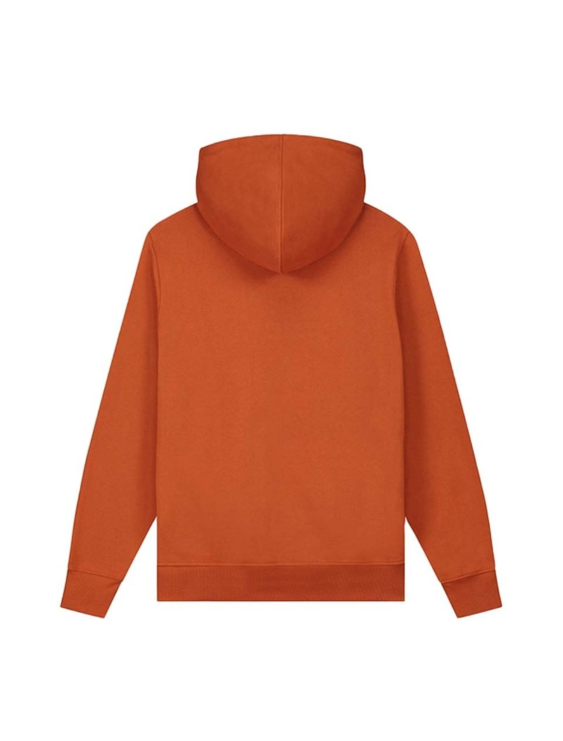 Daily Paper Alias Hoodie Orange Clay