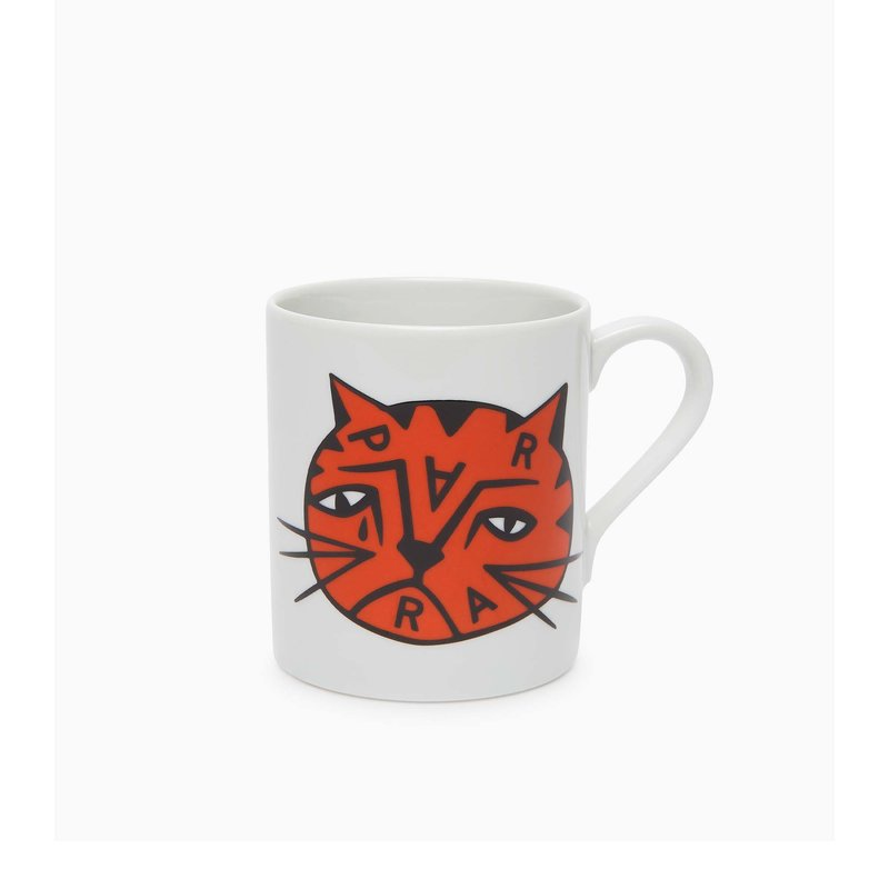 By Parra Sad Cat Mug