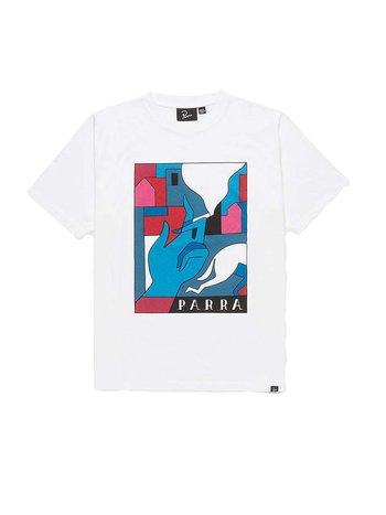 By Parra Bad Habits T-shirt White