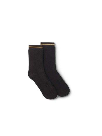 Karhu Terrycloth Sock Black Desert Sun
