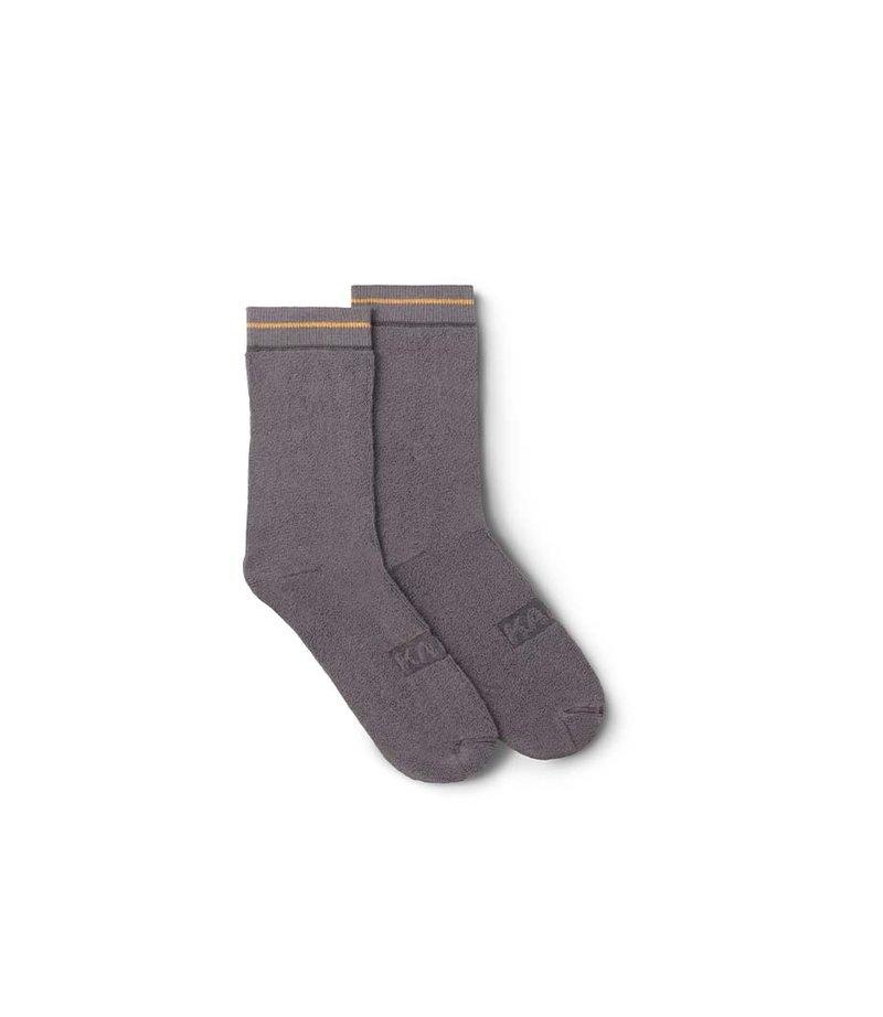 Karhu Terrycloth Sock Plum Kitten Ochre