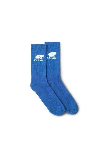 Karhu Classic Logo Socks Marina White