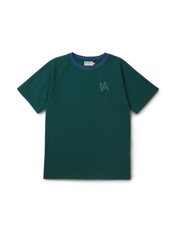 Karhu M-Symbol T-Shirt June Bug Ensign Blue