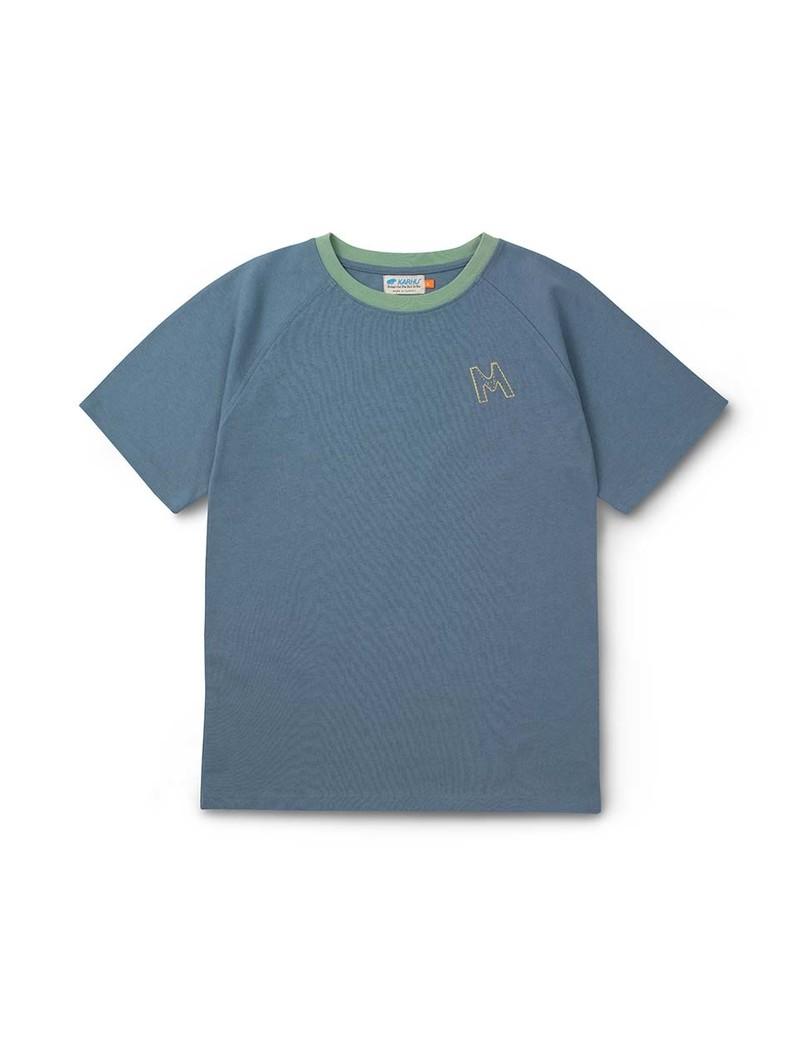 Karhu M-Symbol T-Shirt Flint Stone Basil