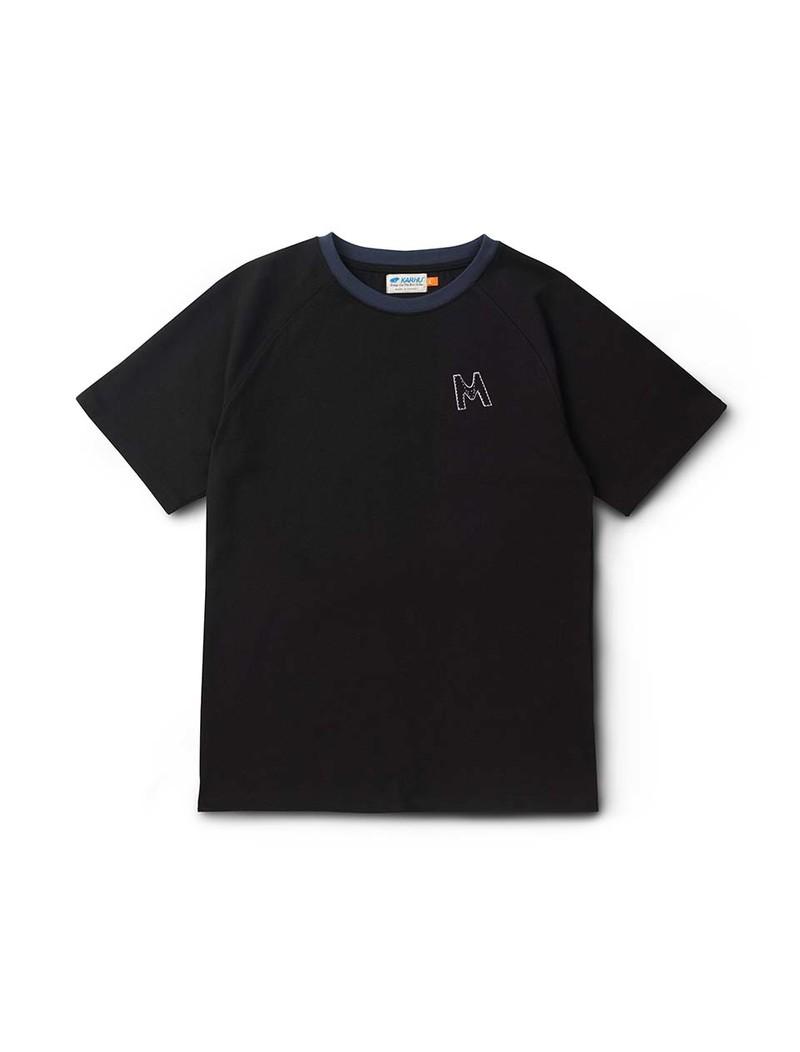 Karhu M-Symbol T-Shirt Jet Black India Ink