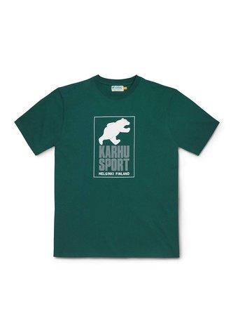 Karhu Helsinki Sport T-Shirt June Bug Trooper
