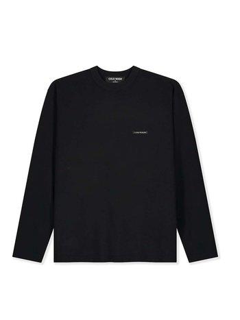 Cold Wash Core L/S T-Shirt Black