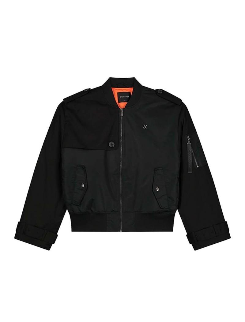 Daily Paper Levey Jacket Black