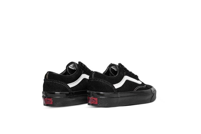Vans Old Skool 36 DX (Anaheim Factory) OG Black White OG Black