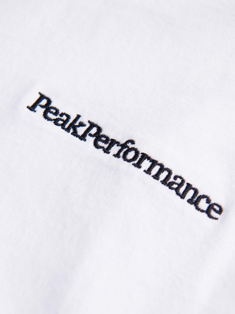 Peak Performance M Vibe 95 Tee White