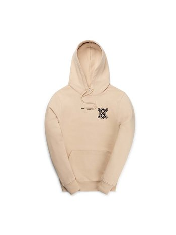 Daily Paper Hoshi Patch Hoodie Cream Beige