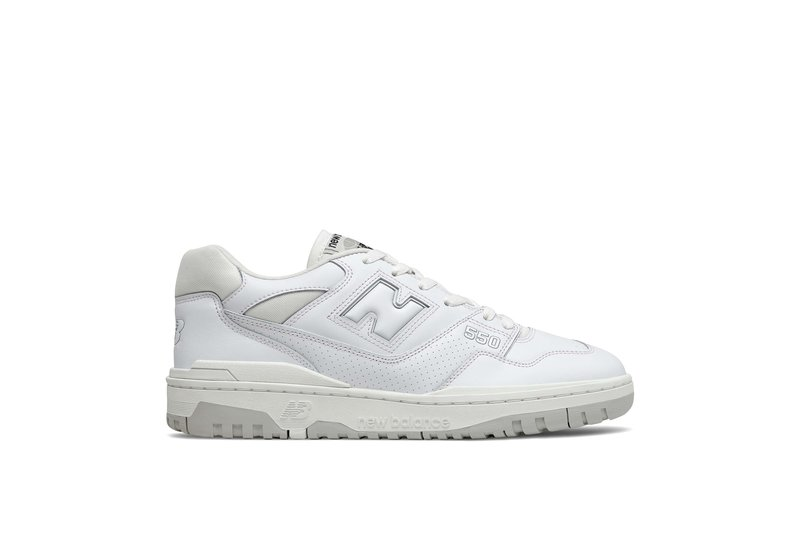 New Balance 550 White Grey