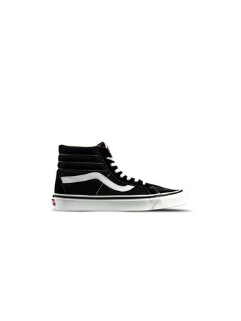 Vans Sk8-Hi 38 DX Black True White