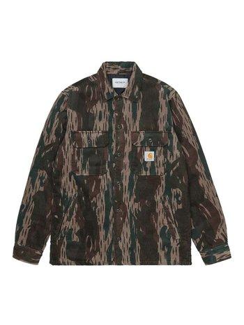Carhartt WIP Whitsome Shirt Jac Camo Unite