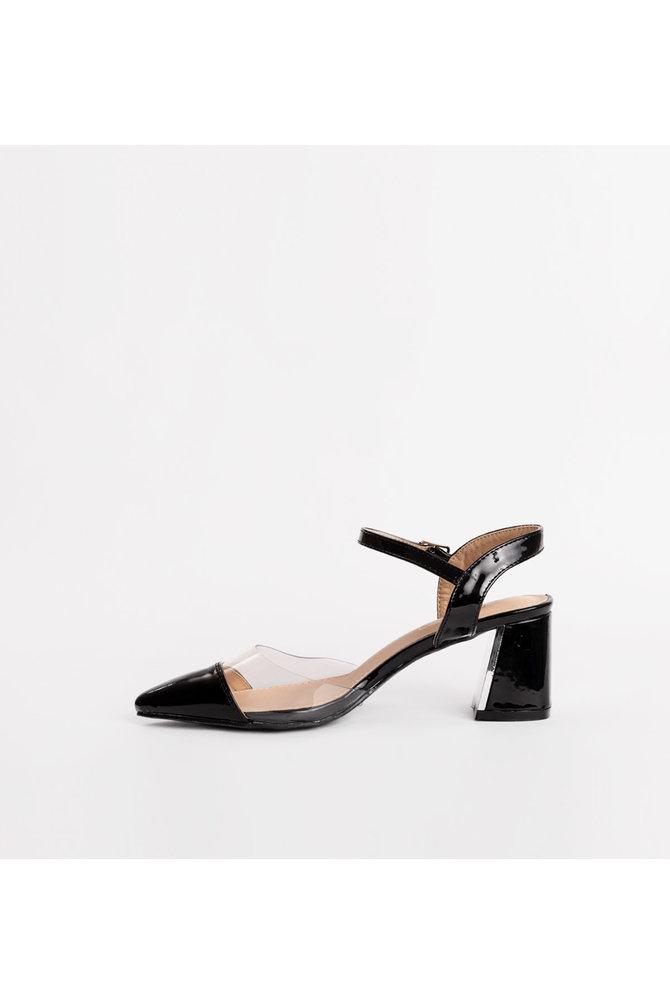 Translucent sandaal