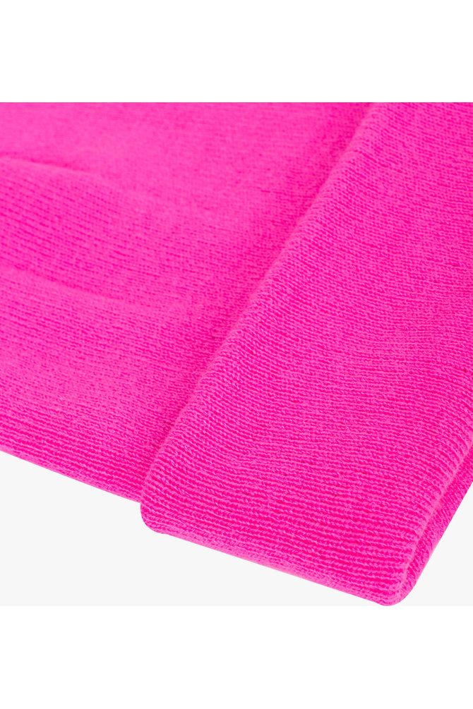 Roze beanie