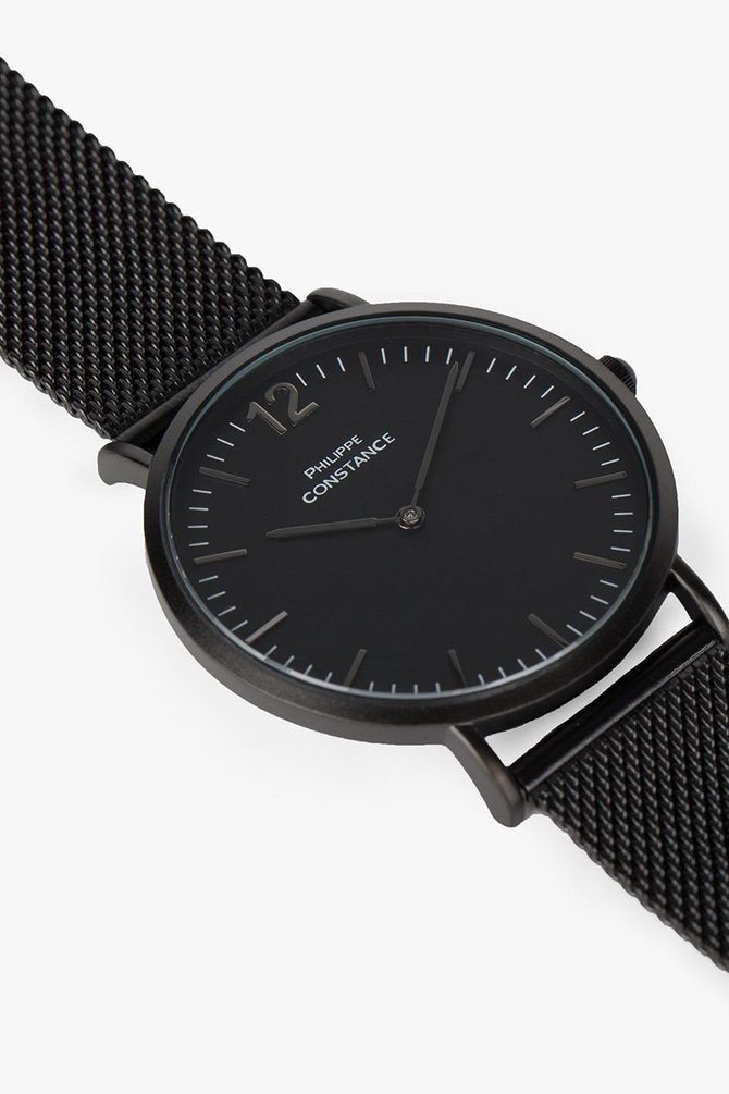 SIT AND WATCH - BLACK