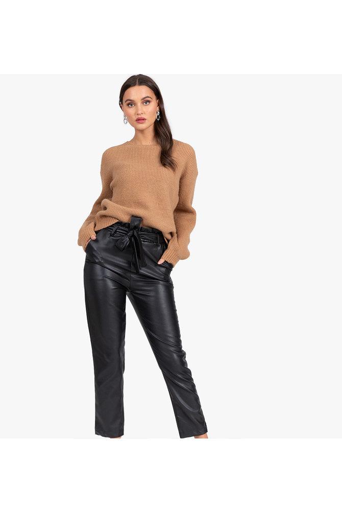Sweater bruin