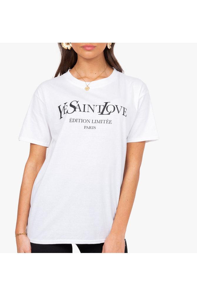 Shirt yes ain't love