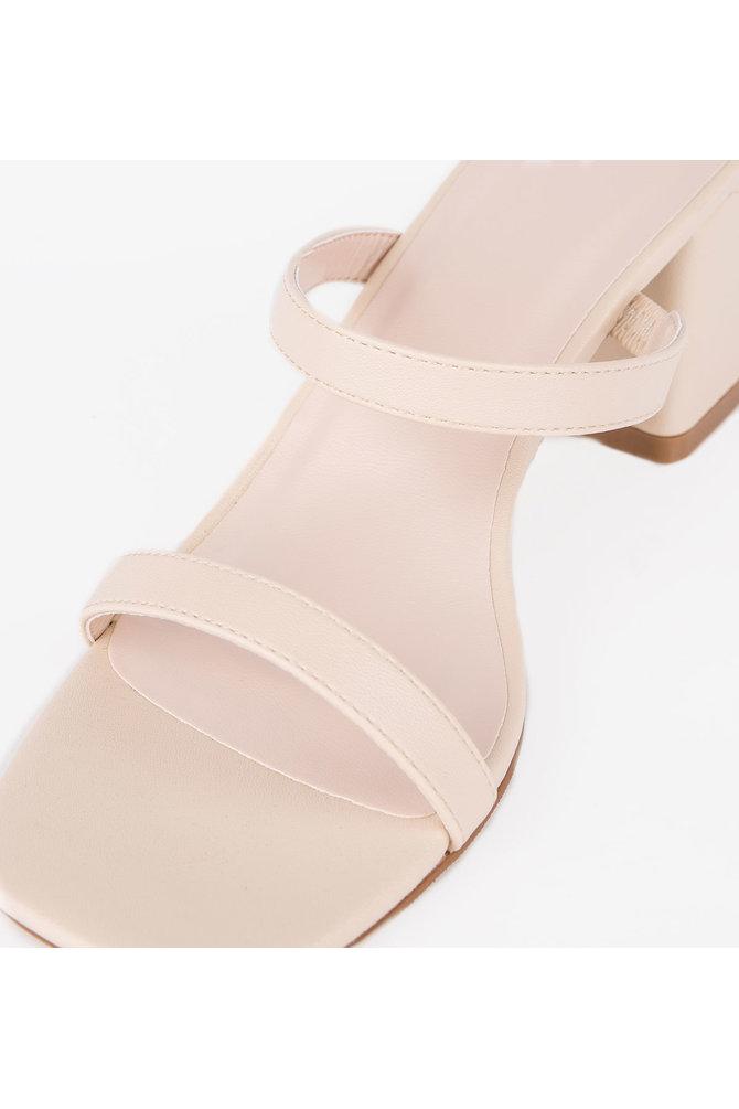 Beige sandaal
