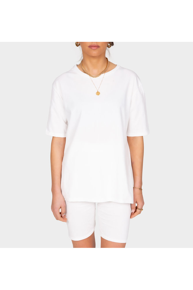 Witte co-ord set