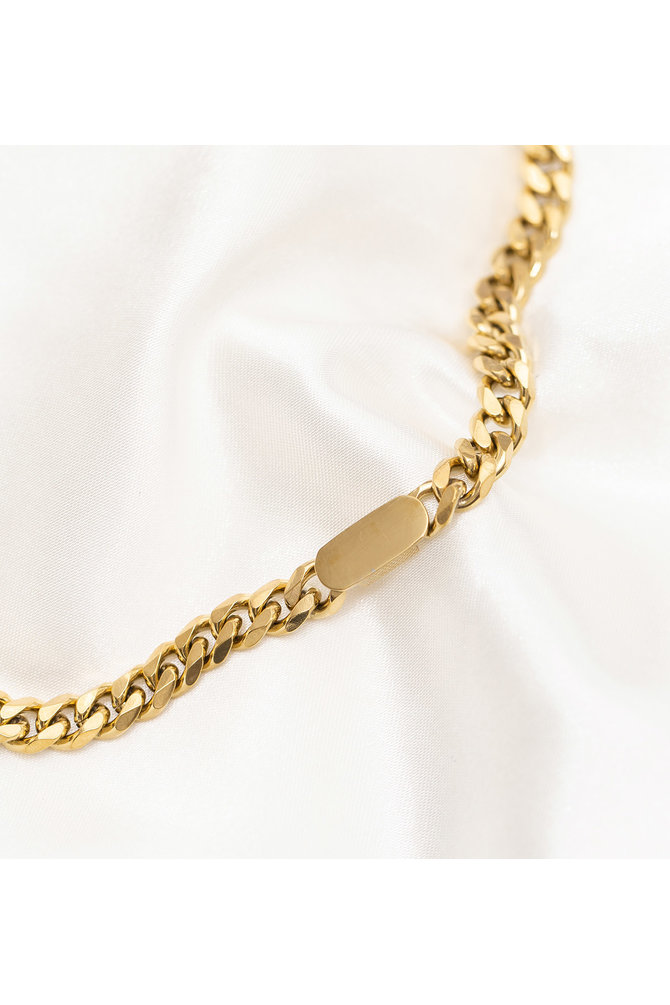 Never Go Wrong - Necklace