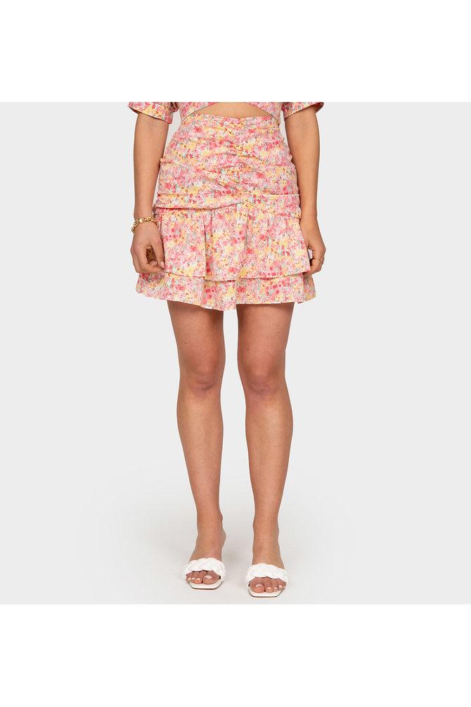 Call My Name Skirt - Pink