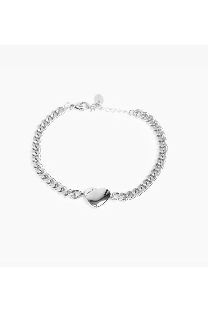 Silver Soulmate - Bracelet
