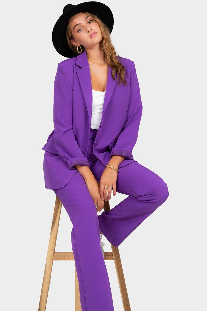 Made A Million Dollars - Purple