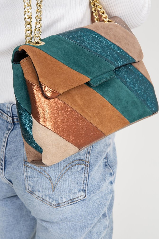 Colorful Bag - Green