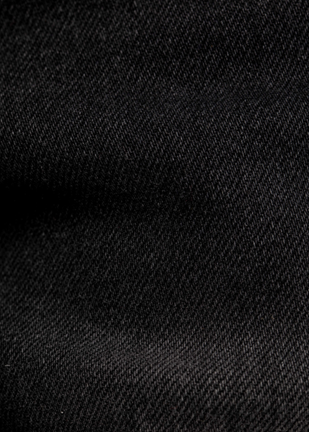 John Doe Luna High Mono Black Used dames motorjeans-4