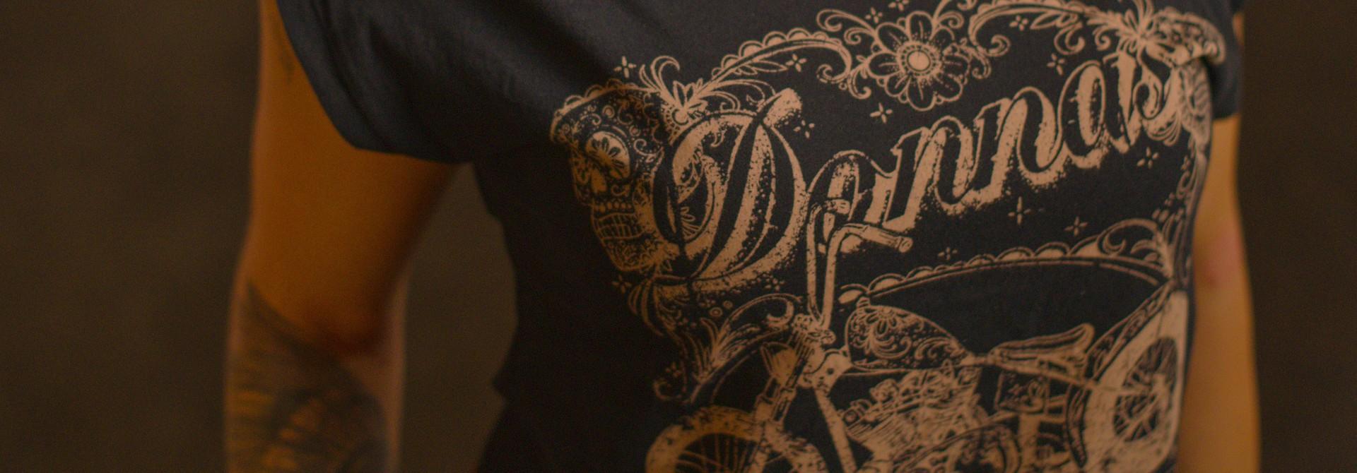 Rokker Donna's Garage Loose Black