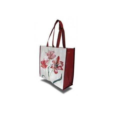 Shopper -  Drie tulpen van Merian