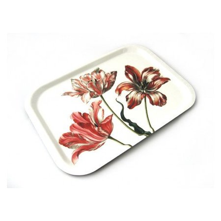 Tray - Three Tulips from Merian